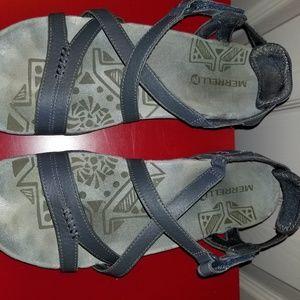 Merrell Sandspur Rose Sandal, Slate